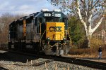 CSX 6243 on C970 lite power move